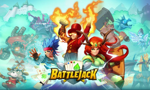 Battlejack mobile blackjack takes card battle games to new levels