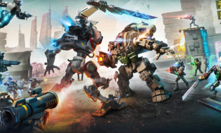 Show off your battle bravery in Nexon Mobile's new Titanfall: Assault game