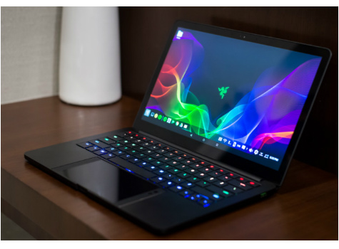 Razer Project Linda 2018 CES Android Authority