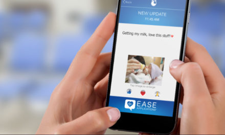 Ease app delivers timely medical care updates to patients' loved ones