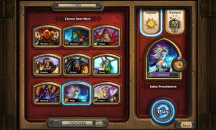 Hearthstone mobile & desktop card game casts a wide, magical spell