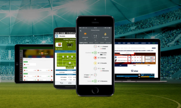 Skores Live Football brings the best of soccer to your iOS or Android device