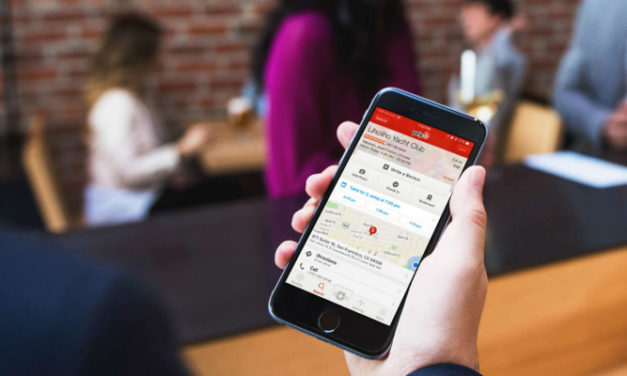 Yelp mobile app connects you to local businesses in dozens of countries