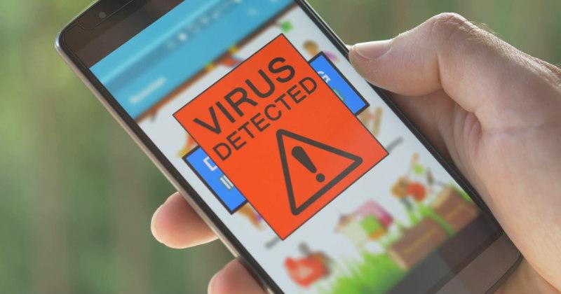Virus Auf Handy Was Tun